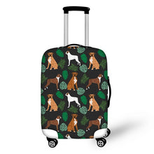 Forest Boxer Luggage Cover