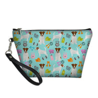 Jack Russell Cosmetic Bag