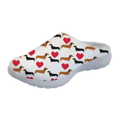 Lucy Dachshund Slippers