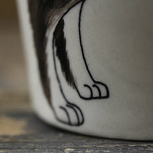 3D Border Collie Mug
