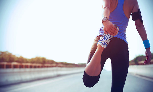 Julie Creffield's Tips For Getting Active