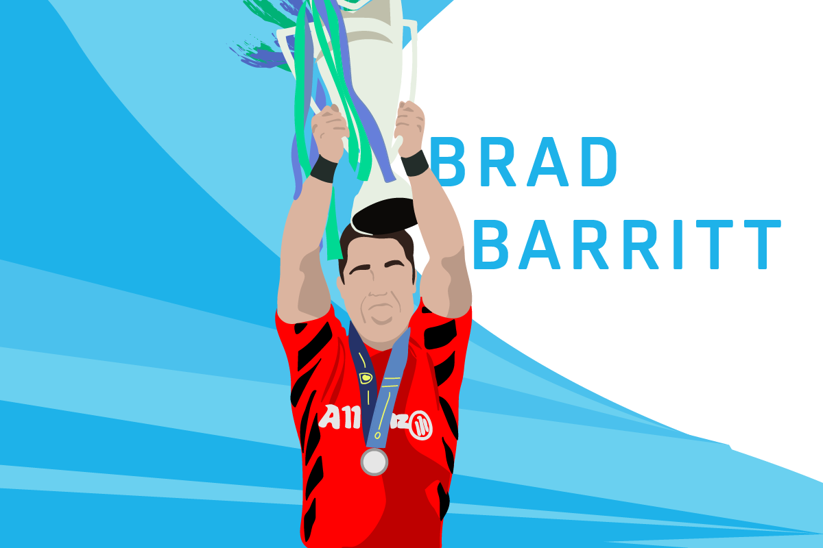 Brad Barritt - The Winning Mentality