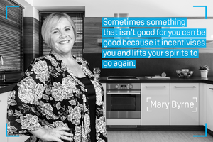 Mary Byrne: Diet and exercise keeps me mentally strong