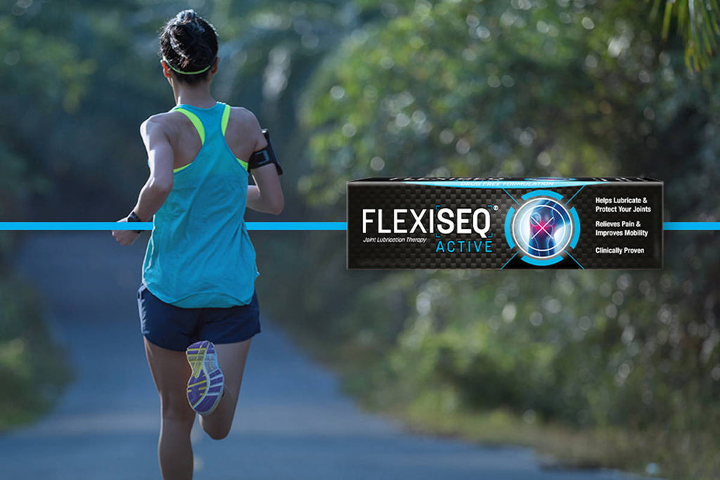 WIN! A Tube Of Flexiseq Active - Terms & Conditions