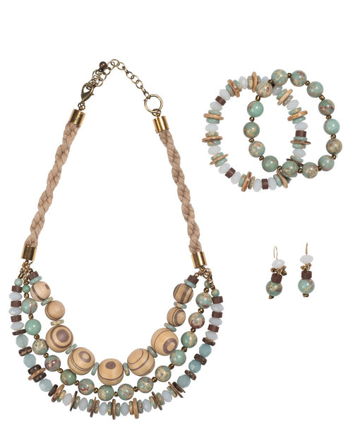 Hamptons 3 Piece Jewelry Set