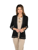 Sonoma Valley Embroidered Cardigan