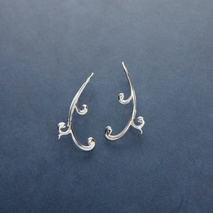 Curl Earrings
