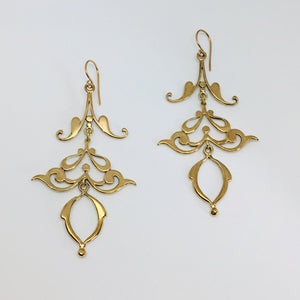 Tiamat Earrings