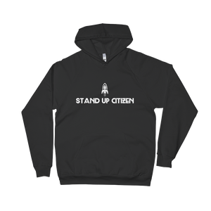 Stand Up Citizen Unisex Fleece Hoodie