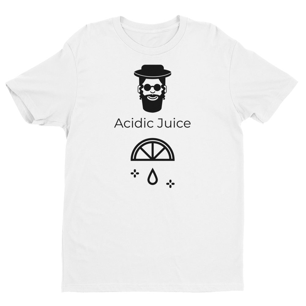 Acidic Juice T-shirt - White