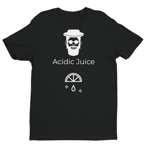 Acidic Juice T-shirt - Black and Colored