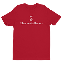 Sharon is Karen Short Sleeve T-shirt - Mens | Multicolored