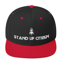 Stand Up Citizen Snapback Hat