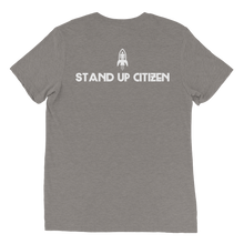 Stand Up Citizen Short sleeve t-shirt - Womens | Multicolored