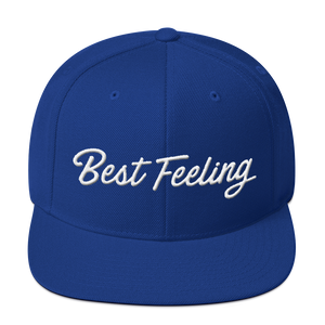 Best Feeling Snapback Hat
