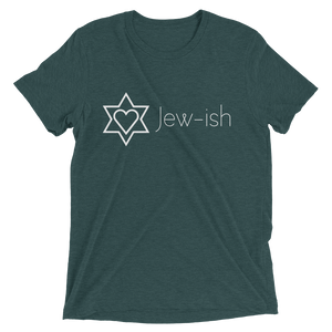 Jew-ish Short sleeve t-shirt - Womens | Multicolored