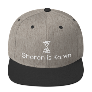 Sharon is Karen Snapback Hat