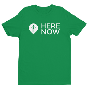 Here Now Short Sleeve T-shirt - Mens | More Colors