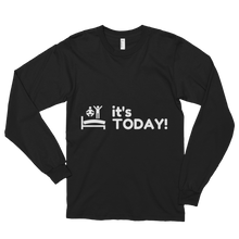 It's TODAY! Long sleeve t-shirt (unisex)