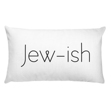 Jew-ish Rectangular Pillow