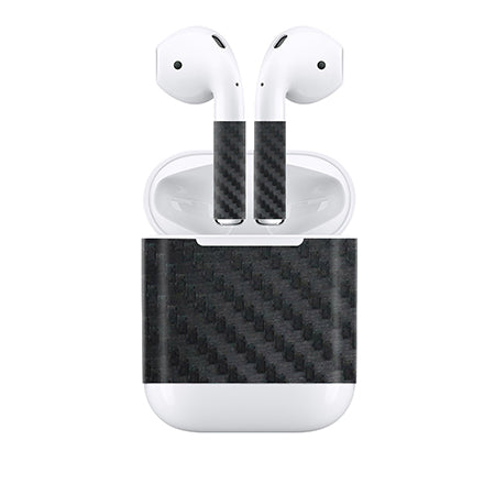 Apple AirPods Carbon Fiber Skin