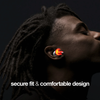 TOSi2 Truly-Wireless Earphones With Qi Charging, iOS Pop-up Pairing, PNC, Bluetooth 5, More