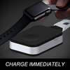 Apple Watch Keychain Charger With 950mAh Built-In Power Bank Battery