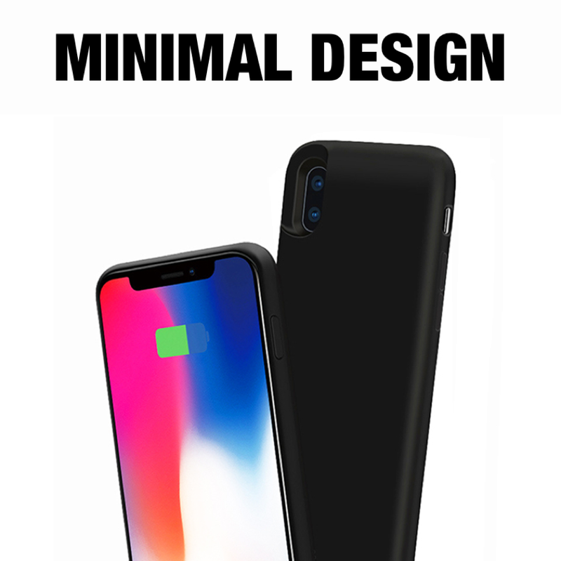 finest selection 12488 75d33 iPhone X Dual-SIM Case With Smart 3000mAh Battery And Built-In Call ...