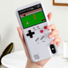 Game Boy Color Case For iPhone With Color Screen Display + 36 Built-In Games