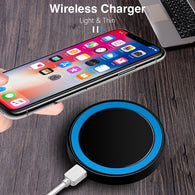 Qi Wireless Charging Pad For iPhone & Android
