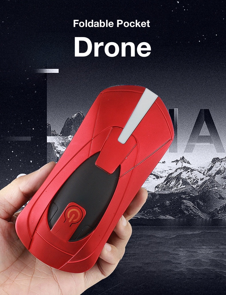 Foldable Pocket Selfie Drone For iPhone & Android