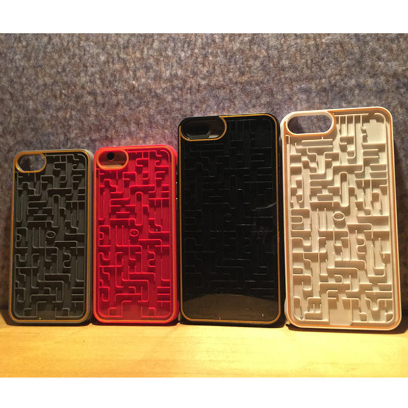 Interactive Labyrinth Maze Case For iPhone