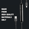 2-In-1 Lightning Cable For iPhone & iPad With Built-In 2500mAh Power Bank