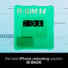 RSIM 14 ICCID Unlock For All iPhone Models On iOS 12.2, iOS 12.3, iOS 12.4 - Supports iPhone XS, XS Max, More