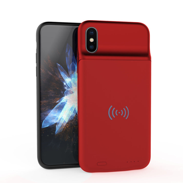 iPhone X 3600mAh Battery Case With Wireless Charging Support