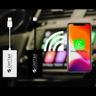 Wireless CarPlay USB Dongle For Any Android-Based Car Headunit