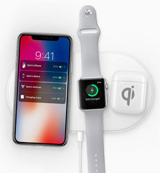 Qi Wireless Charging Case For Apple AirPods