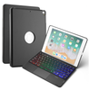 RGB Keyboard + Trackpad Case For iPad, Pro, Air 3, More
