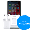 AirPods 2-Style Earphones With Pop-up Pairing, Wireless Charging Case, Bluetooth 5.0, More