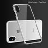 iPhone Magnetic Bumper Case With Rear Tempered Glass Protection