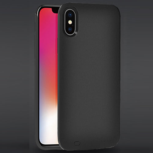 finest selection fe8a7 d89b9 iPhone X Dual-SIM Case With Smart 3000mAh Battery And Built-In Call ...
