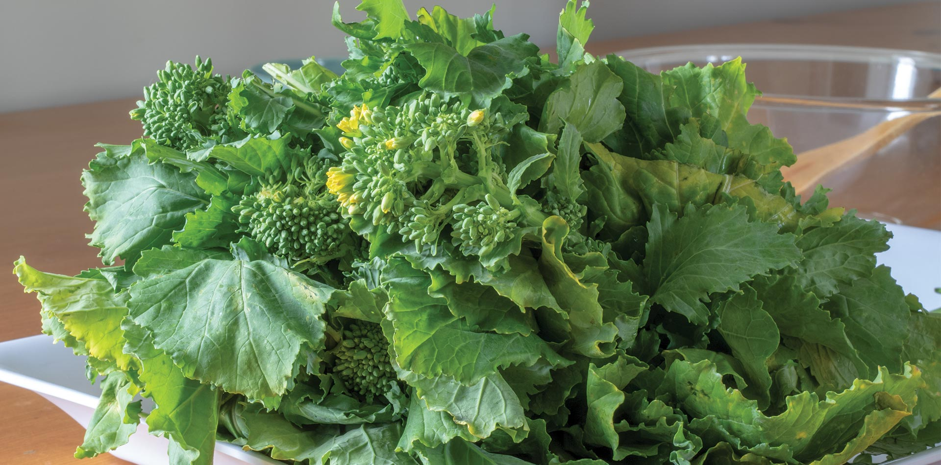 About Broccoli Rapini