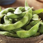 Soy Beans in Companion Planting