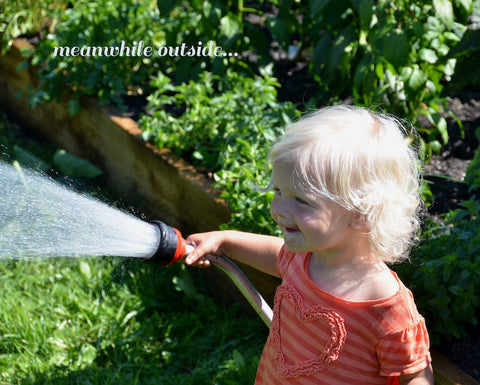 Tanglebank Gardens is a great for families with children.