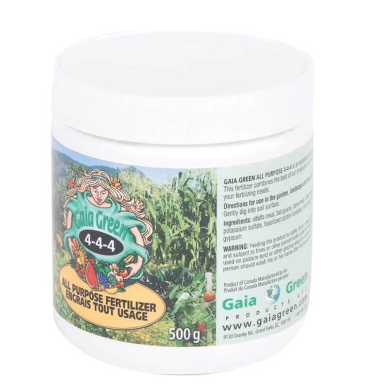 Gaia All Purpose Blend 4-4-4