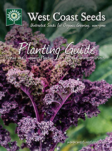 West Coast Seeds Fall & Winter Planting Guide