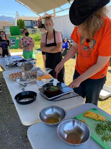 Farm to Table Day at SSSF Chilliwack