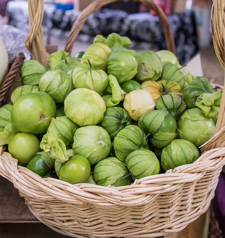Toma Verde Tomatillo Seeds – West Coast Seeds