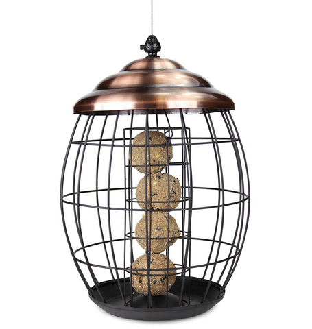 Regal Style Cage Suet Ball Feeder