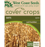 Oats Seeds for Cover Crops